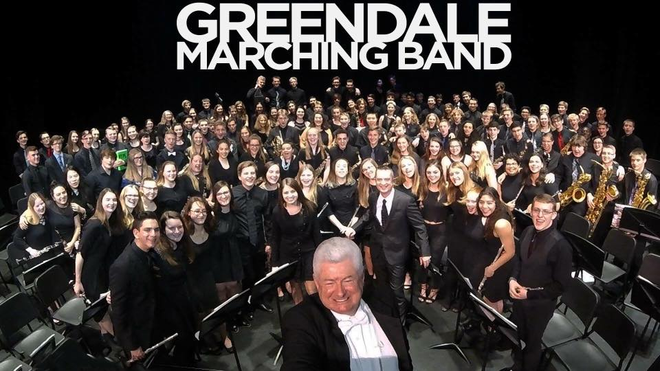 image of Greendale High School Band